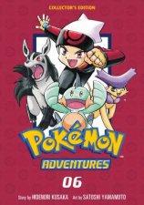 Pokemon Adventures Collectors Edition Vol 6