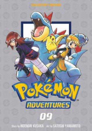 Pokémon Adventures Collector's Edition, Vol. 9 by Satoshi Yamamoto & Hidenori Kusaka