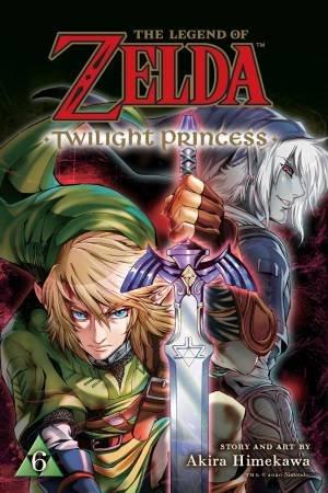 The Legend Of Zelda: Twilight Princess 06 by Akira Himekawa