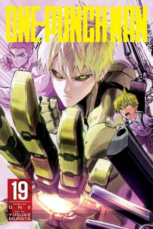 One-Punch Man 19 by One