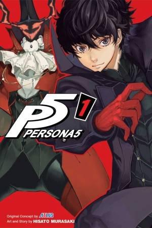 Persona 5, Vol. 1 by Hisato Murasaki