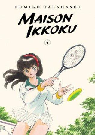 Maison Ikkoku Collector's Edition, Vol. 4 by Rumiko Takahashi
