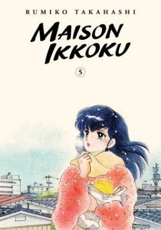 Maison Ikkoku Collector's Edition, Vol. 5 by Rumiko Takahashi