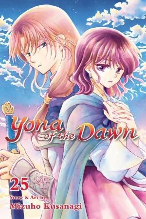 Yona Of The Dawn, Vol. 25 by Mizuho Kusanagi