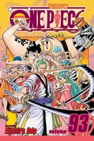 One Piece 93 by Eiichiro Oda