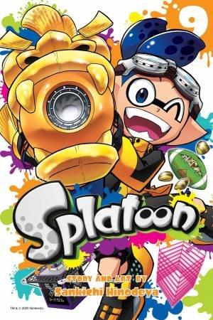 Splatoon 09 by Sankichi Hinodeya
