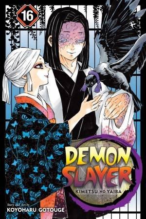 Demon Slayer: Kimetsu No Yaiba 16 by Koyoharu Gotouge