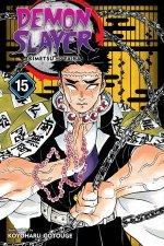 Demon Slayer Kimetsu no Yaiba 15