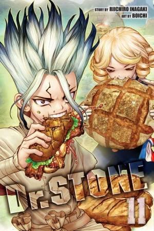 Dr. Stone 11 by Riichiro Inagaki