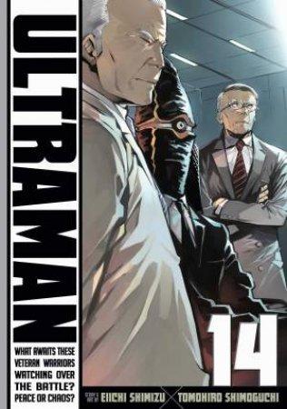 Ultraman, Vol. 14 by Tomohiro Shimoguchi