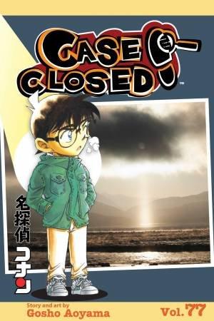 Case Closed, Vol. 77 by Gosho Aoyama