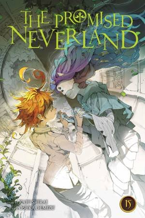 The Promised Neverland 15 by Kaiu Shirai