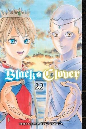 Black Clover 22 by Yuki Tabata