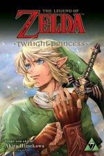 Legend of Zelda Twilight Princess Vol 7