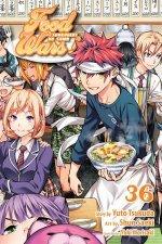 Food Wars Shokugeki No Soma 36