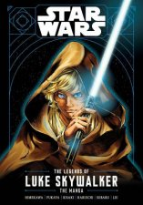 Star Wars The Legends of Luke Skywalker The Manga