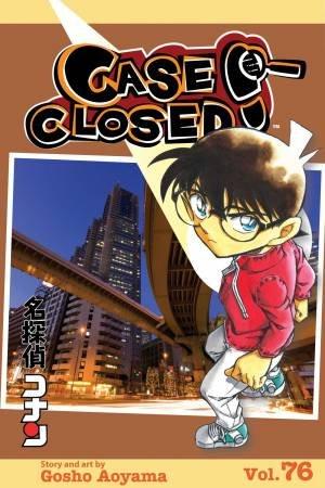 Case Closed, Vol. 76 by Gosho Aoyama