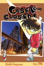 Case Closed Vol 76
