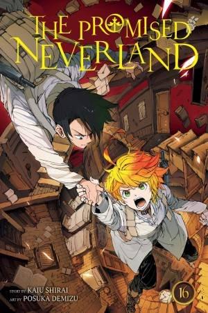 The Promised Neverland 16 by Kaiu Shirai