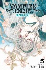 Vampire Knight Memories Vol 5