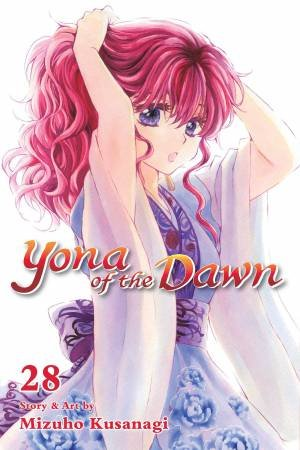 Yona Of The Dawn, Vol. 28 by Mizuho Kusanagi
