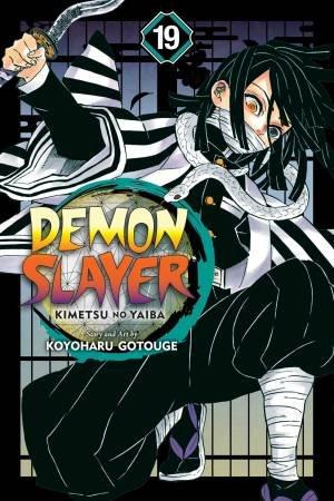 Demon Slayer: Kimetsu No Yaiba 19 by Koyoharu Gotouge