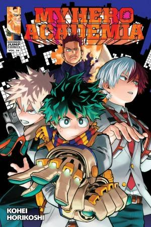 My Hero Academia 26 by Kohei Horikoshi