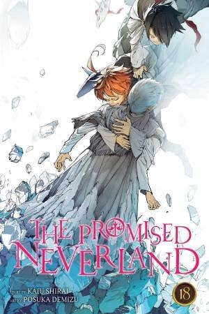 The Promised Neverland 18 by Posuka Demizu