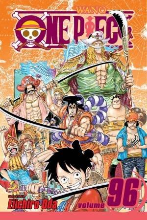 One Piece, Vol. 96 by Eiichiro Oda