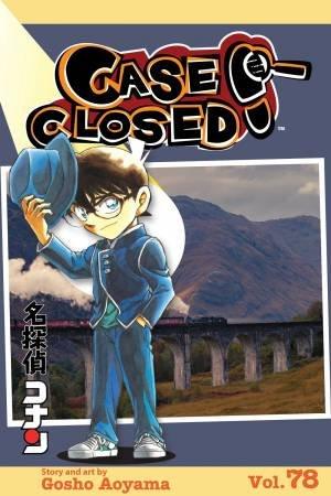 Case Closed, Vol. 78 by Gosho Aoyama