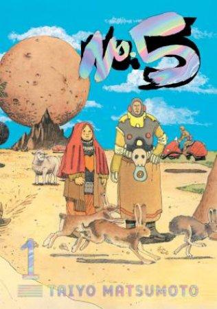 No. 5, Vol. 1 by Taiyo Matsumoto