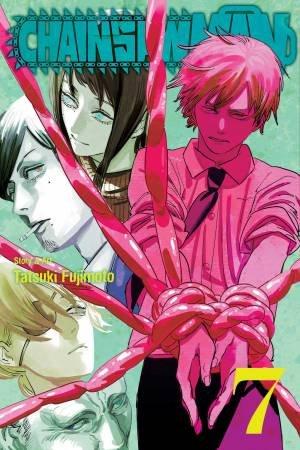 Chainsaw Man, Vol. 7 by Tatsuki Fujimoto