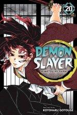 Demon Slayer Kimetsu No Yaiba 20