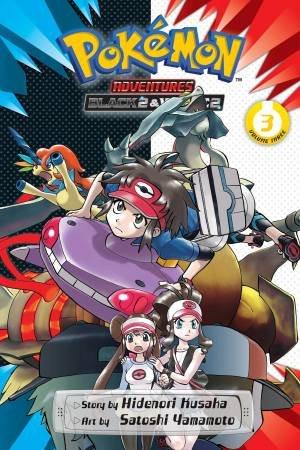 Pokémon Adventures: Black 2 & White 2, Vol. 3 by Satoshi Yamamoto & Hidenori Kusaka