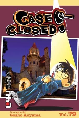 Case Closed, Vol. 79 by Gosho Aoyama