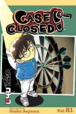 Case Closed Vol 81