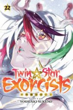 Twin Star Exorcists Vol 22