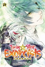 Twin Star Exorcists Vol 23