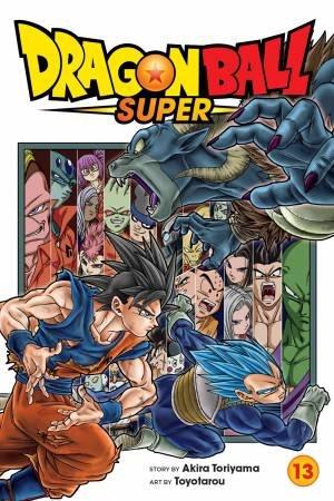 Dragon Ball Super 13 by Akira Toriyama