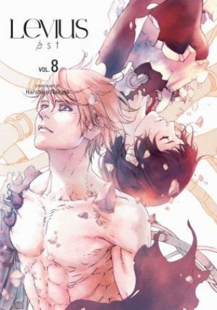 Levius/Est, Vol. 8 by Haruhisa Nakata