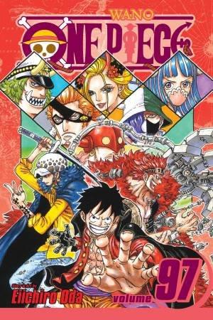 One Piece, Vol. 97 by Eiichiro Oda