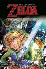 The Legend Of Zelda Twilight Princess Vol 9