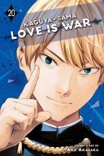 KaguyaSama Love Is War Vol 20