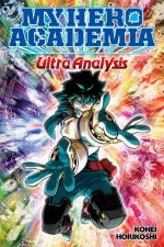 My Hero Academia Ultra AnalysisThe Official Character Guide