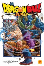 Dragon Ball Super Vol 15