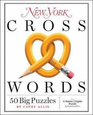New York Crosswords: 50 Big Puzzles