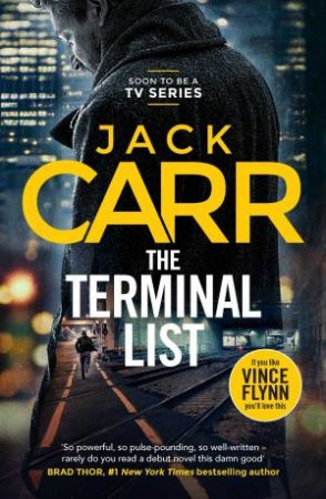 Terminal List by Jack Carr