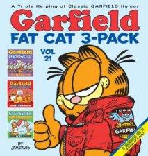 Garfield Fat Cat 3Pack Vol 21