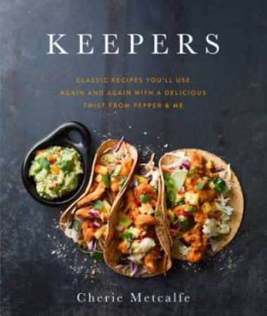 Keepers by Cherie Metcalfe