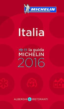 2016 Red Guide Italy by Various